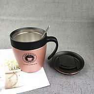 [LY GIỮ NHIỆT] Cốc Pha Cafe Dung Tích 330ml (màu ngẫu nhiên) - Tặng kèm muỗng cafe inox thumbnail