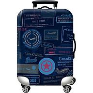 Túi bọc bảo vệ vali - Áo vỏ bọc vali H13 thumbnail