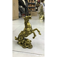 Decor trang trí - Ngựa thỏi và ng (kt 15x14cm) thumbnail