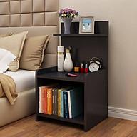 Kệ đầu giường chia ngăn bằng gỗ tiện lợi - KS04 HOMEDECOR thumbnail