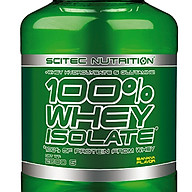 100% WHEY PROTEIN ISOLATE 2000G BANANA thumbnail