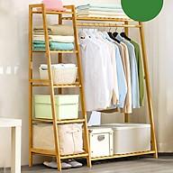 Tủ quần áo phong cách châu âu 110x140x40cm thumbnail