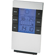 Đồng hồ đo nhiệt độ, độ ẩm và báo thức 5 chức năng trong một thumbnail