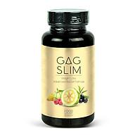 Thực phẩm chức năng Viên uống hỗ trợ giảm cân USA Gag Slim 30 Viên - Gag Slim weight loss Advanced BioCell Formula 30 Capsules thumbnail