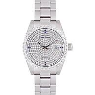 Đồng hồ nam chính hãng Royal Crown 3662M dây thép mặt full đá thumbnail