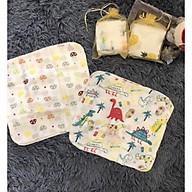 Combo 10 Khăn xô sữa hình xuất nhật cho bé (Mẫu ngẫu nhiên) thumbnail
