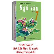 Sách Giáo Khoa Bộ Lớp 7 - Sách Bài Học (Bộ 11 Cuốn - Không Tiếng Anh) (2021) thumbnail