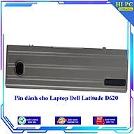 Pin dành cho Laptop Dell Latitude D620 - Hàng Nhập Khẩu thumbnail