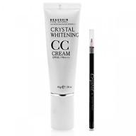 Combo Kem nền CC đa năng che khuyết điểm - Chì kẻ mí mắt không lem Crystal Eyeliner thumbnail