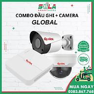 Combo Camera IP + Đầu Ghi Global CHÍNH HÃNG BH 12 THÁNG HÀNG CHÍNH HÃNG thumbnail