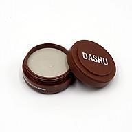 Sáp vuốt tóc nam Dashu for Men Wild Design Muscle Wax 100ml độ cứng 6-7, độ bóng 1, tóc vào nếp tự nhiên, phù hợp với tóc dài, tóc mềm, tóc uốn xoăn, uốn sóng, thuộc dòng uniex dùng cho cả nam và nữ làm tăng độ phồng, độ dày cho tóc. thumbnail