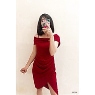 Đầm 2 dây dự tiệc Hera dress - Đầm body - váy body - đầm ôm thumbnail