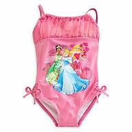 Bộ bơi liền mảnh cho bé gái cao cấp, từ 10-38kg thumbnail