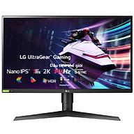 Màn Hình Gaming LG UltraGear 27GL850-B 27 inch WQHD (2560 x 1440) 1ms 144Hz Nano IPS NVIDIA G-Sync FreeSync HDR 10 - Hàng Chính Hãng thumbnail