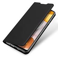 Bao da Samsung Galaxy A12 Dux Ducis Skin - Hàng nhập khẩu thumbnail