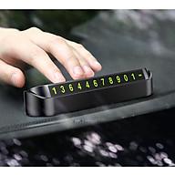 Thẻ ghi số điện thoại xe hơi , xe ô tô chất liệu Nam châm lá thumbnail