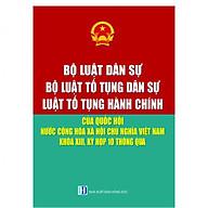 Bộ Luật Dân Sự - Bộ Luật Tố Tụng Dân Sự - Luật Tố Tụng Hành Chính Của Quốc Hội Nước Cộng Hòa Xã Hội Chủ Nghĩa Việt Nam Khóa XIII, Kỳ Họp 10 Thông Qua thumbnail