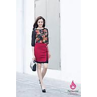 Chân váy đỏ - 1J363 thumbnail