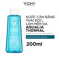 Nước Hoa Hồng Làm Săn Da, Loại Bỏ Độc Tố Vichy Aqualia Thermal Hydrating Refreshing Water (200ml) - 100749928 thumbnail