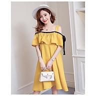 Váy bầu mùa hè, đâm bầu hai dây đi biển dễ thương AZ0220 thumbnail