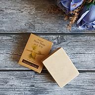 Xà phòng handmade tinh chất Nhàu Noni - Rửa mặt, tắm, gồi đầu - ECOLIFE Natural Soap - Noni thumbnail