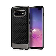 Ốp lưng Samsung Galaxy S10 Plus SPIGEN Neo Hybrid - Gunmetal - Hàng chính hãng - Hàng Chính Hãng thumbnail