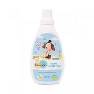 Nước giặt quần áo Organic cho bé Lamoon - Bình 750ml thumbnail