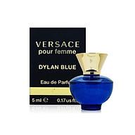Nước Hoa Mini Nữ Versace Dylan Blue Pour Femme Eau de Parfum ( 5ml ) thumbnail