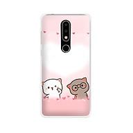 Ốp lưng điện thoại Nokia 6.1 plus X6 - 01171 7874 LOVELY07 - Silicon dẻo - Hàng Chính Hãng thumbnail