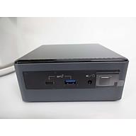 Máy tính (Mini PC - Bare Bone) Intel NUC 10 Performance kit - NUC10i3FNH (i3-10110U) (BXNUC10i3FNH2 - PCINTEL06 - Hàng Chính Hãng thumbnail