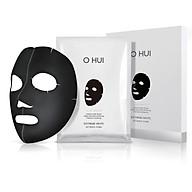 Mặt nạ dưỡng trắng da Ohui Extreme White 3D Black Mask 27G thumbnail