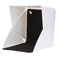 Hộp Chụp Sản Phẩm New Style Có Đèn LED (30 x 30 x 30 cm) - Hàng Nhập Khẩu thumbnail