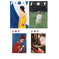 Combo 4 Cuốn Sách J.O.Y Issue 1 Lấp Lánh + J.O.Y Issue 2 Người Kể Chuyện Tình + J.O.Y - Issue 3 Những Giấc Mơ Nở Rộ + J.O.Y - Issue 4 Chuyến Du Hành Ngược Thời Gian thumbnail