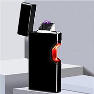 Hộp Quẹt Bật Lửa Hồng Ngoại Cảm Ứng Sạc Điện USB HB-875 Cao Cấp ( Giao màu ngẫu nhiên ) thumbnail