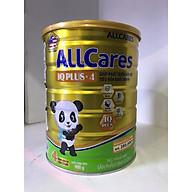 Sữa bột ALLCares IQ Plus+ 4 lon 900g - Giúp phát triển não bộ, tiêu hoá khoẻ mạnh của NutiFood thumbnail