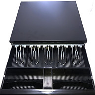 Ngăn kéo đựng tiền Cash drawer 10 ngăn - Hàng nhập khẩu thumbnail
