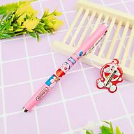Bút máy Doremon chất lượng tốt tặng kèm ngòi bút - bút mực doremon rèn chữ đẹp (giao màu ngẫu nhiên) thumbnail