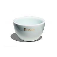 Chén cupping chuyên dụng bằng sứ thử cafe Artisan 230ml Professional Cupping Bowl + silicon lid - Chính hãng Brewista thumbnail