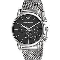 Emporio Armani Men s AR1811 Dress Silver Watch thumbnail