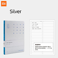 Xiaomi Ecological Chain Kinbor Night Walker B6 Series Notebook Can Be Written Flat At 180 Degrees Note Book Four Kinds Inner Page Office Writing Notebook Pocket Notepad Portable Business Office Study Stationery thumbnail