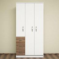Tủ quần áo gỗ hiện đại SMLIFE Cerberus thumbnail