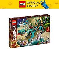 LEGO NINJAGO 71746 Rồng Thần Jungle Của Lloyd (506 chi tiết) thumbnail