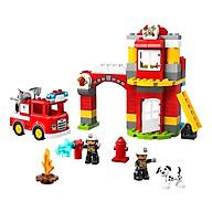 Trạm Cứu Hỏa Của Bé Lego (76 Mảnh Ghép) Duplo thumbnail