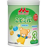 Sữa Morinaga Số 3 Hương Vani - Kodomil (850g) thumbnail