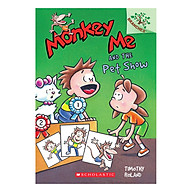 Monkey Me Book 2 Monkey Me And The Pet Show (With Cd) thumbnail