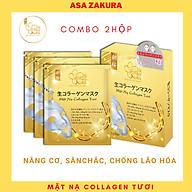 COMBO 2 HỘP MẶT NẠ COLLAGEN TƯƠI thumbnail