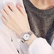Đồng hồ đeo tay thời trang vesi nữ cực đẹp DH70 thumbnail
