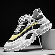 Giày Nam Sneaker Thể Thao Thoáng Khí Casual Quốc Dân Cao Cấp A5586 thumbnail