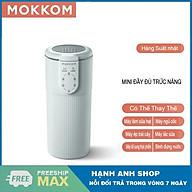 Máy Làm Sữa Hạt Mini MOKKOM - Say Nấu Đa Năng Gọn Nhẹ Cầm Tay - Bảo hành 12 tháng thumbnail