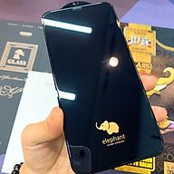 Kính cường lực cho Iphone XR, WK Elephant 3D Bảo Vệ Toàn Diện - Siêu cứng Chống bám vân tay - ĐEN - Hàng chính hãng thumbnail